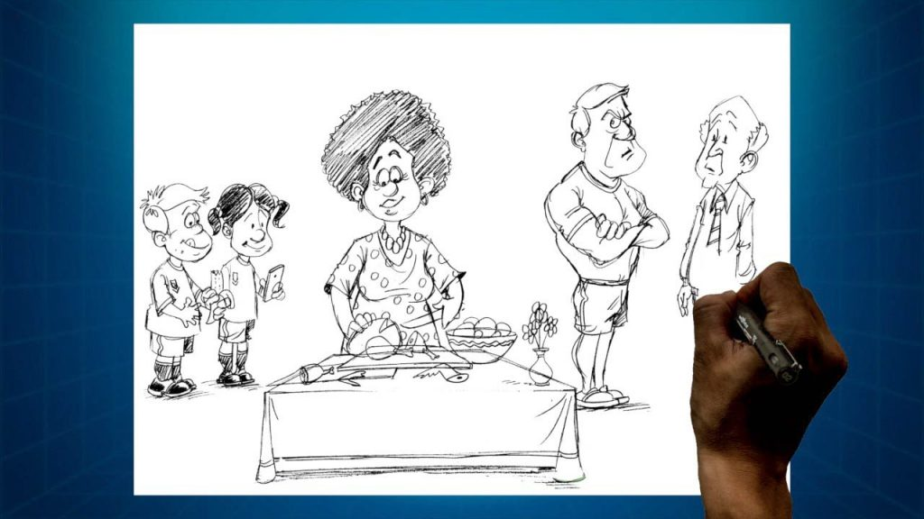 Animation by Zikedish for Juta.